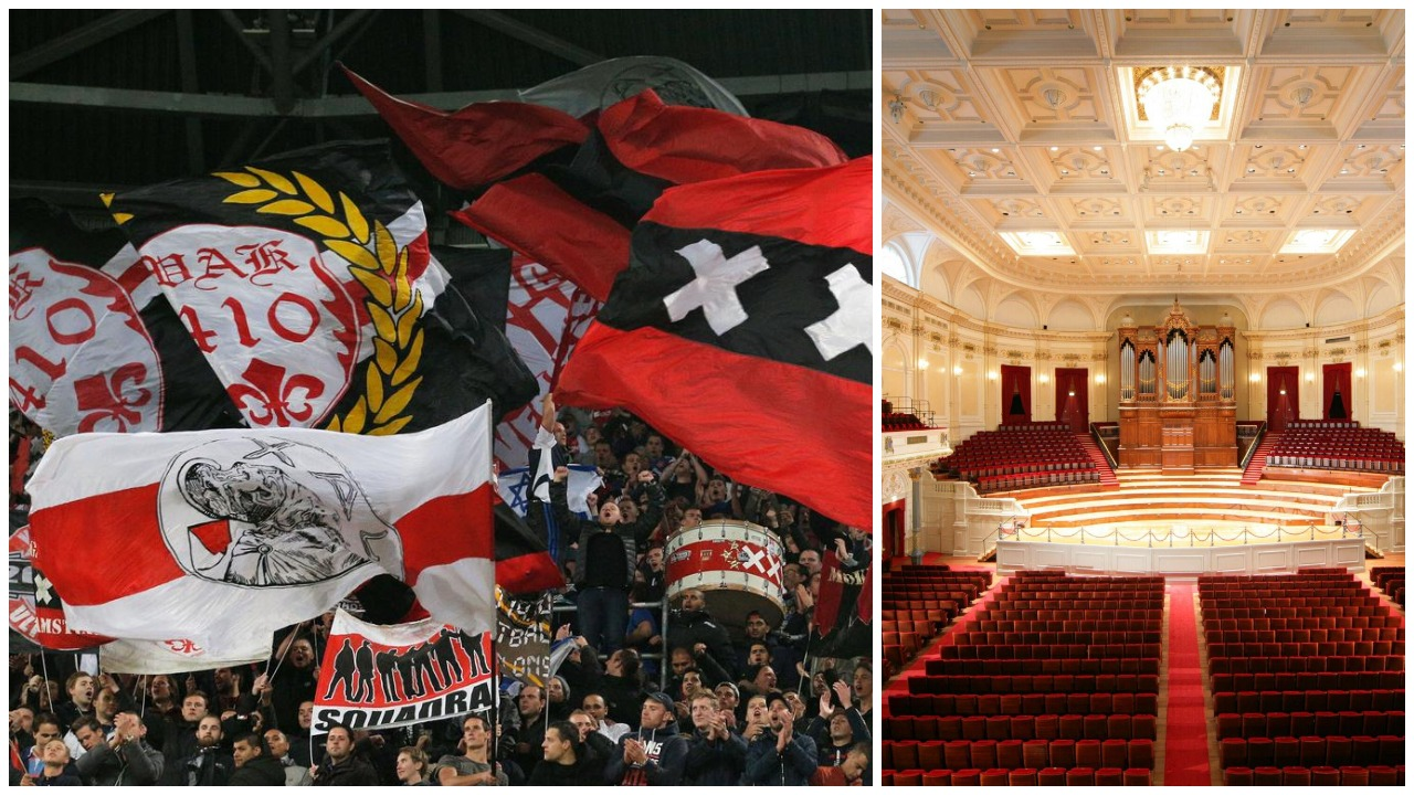 Stadium apo teatër? Plani i qeverisë i holandeze do tërbojë tifozët