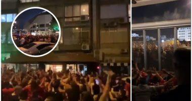 """VIDEO/ """"Plazh po, stadium jo"""", te Hapoel Tel Aviv nuk pyesin për rregulla"""