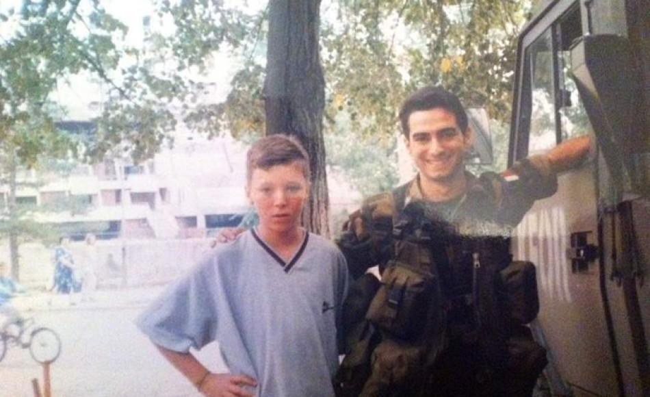 Djali kosovar i shkruan ministrit italian: Më gjej ushtarin që takova 21 vite më parë