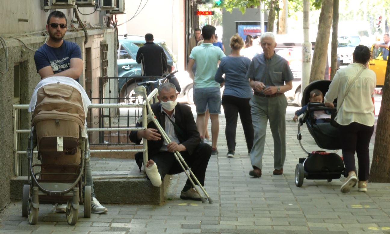 """Tirana """"vatra"""" më e madhe e koronavirusit, ku ndodhen zonat e """"rrezikut"""" në kryeqytet"""