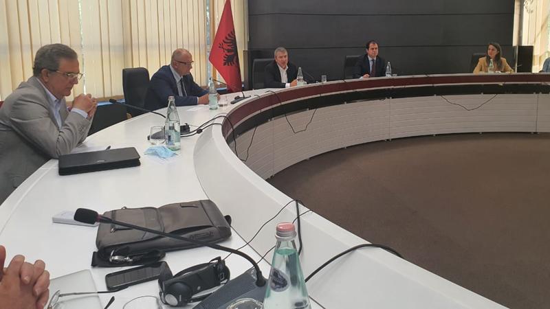 """Sot mblidhet Këshilli Politik dhe Komisioni i """"Zgjedhores"""""""