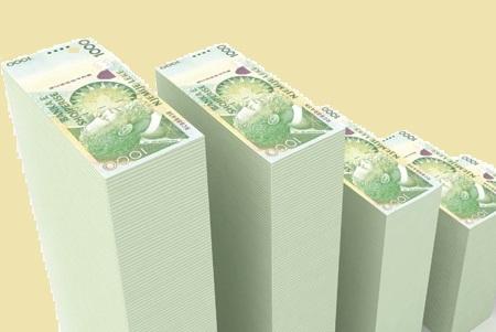 Shqipëria ka 8.2 miliardë euro borxh botës, gati gjysmën e ka marrë qeveria
