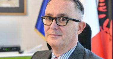 Ambasadori italian takon Ramën: Dialogu, në interes të qytetarëve të vendeve tona