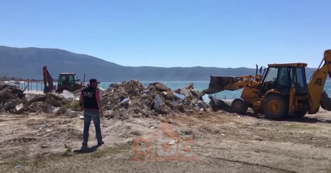 Aksioni për pastrimin në Radhimë-Vlorë, Leli: Ndërhyja e vonuar për shkak të pandemisë