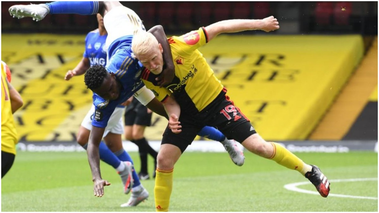 "VIDEO/ Dy eurogola në limite, Watford befason ""Dhelprat"" e Leicester City"