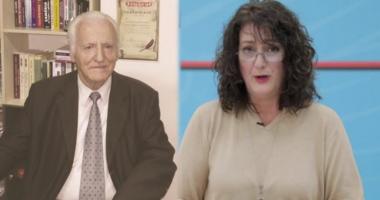 Albana Fiço postim prekës për ndarjen nga jeta të babait të saj: Covid-19 kërkon të ndahemi këtu