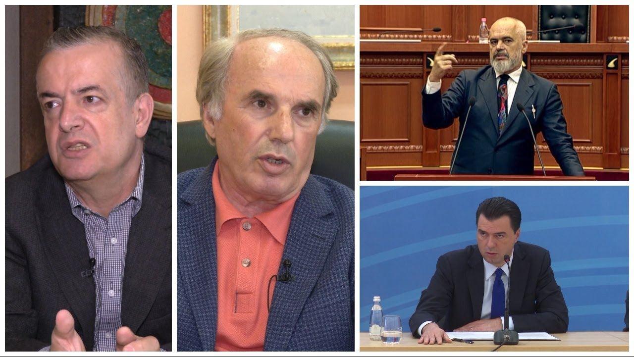 """Pakti për """"Zgjedhoren"""", marrëveshje apo reformë? Nazarko e Zogaj: U rikthye normaliteti politik"""