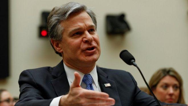 Kreu i FBI: Kina është kërcënimi më i madh për SHBA-në
