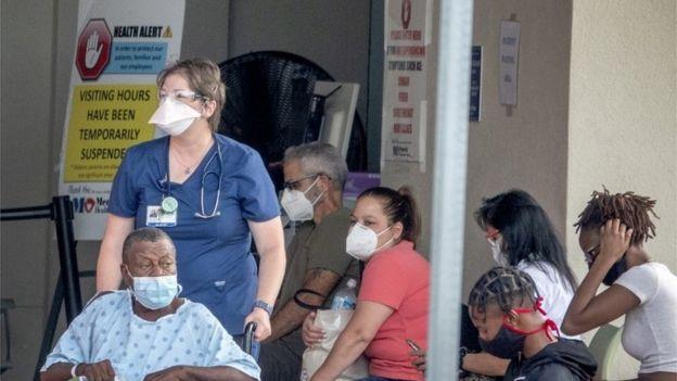 Florida shënon mbi 15 mijë raste me koronavirus në 24 orë