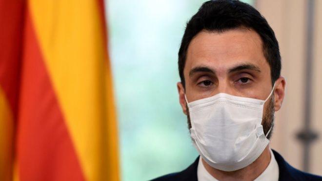 Zyrtari i lartë katalanas akuzon Spanjën: Më kanë përgjuar telefonin