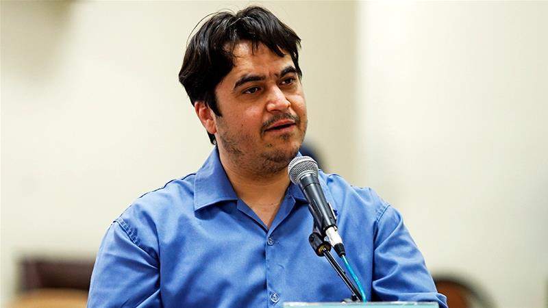 Gazetari i Iranit që 'frymëzoi' protestat e vitit 2017 dënohet me vdekje