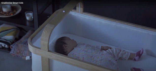 Cradlewise, zgjidhja ideale për prindërit me fëmijë të vegjël