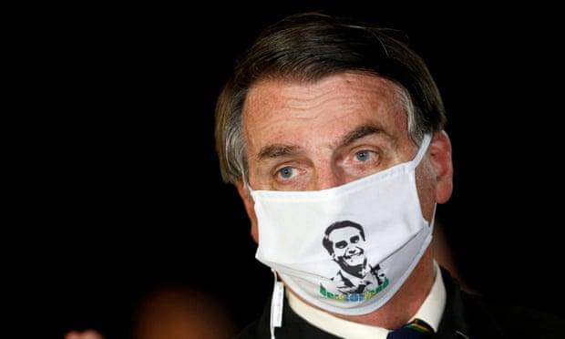 Presidenti i Brazilit rezulton pozitiv për koronavirusin