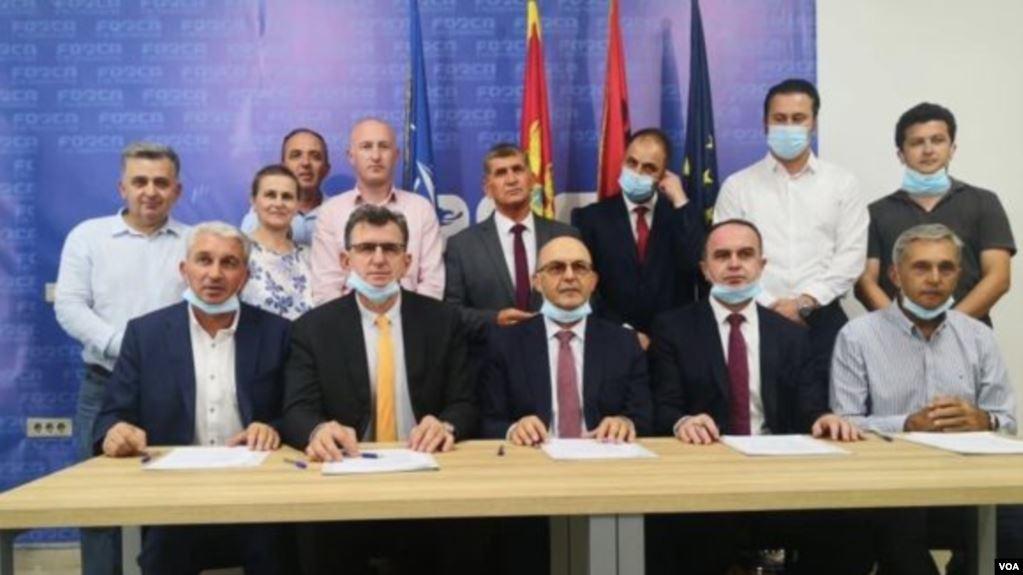 Partitë shqiptare në Mal të Zi garojnë të ndara në zgjedhjet parlamentare