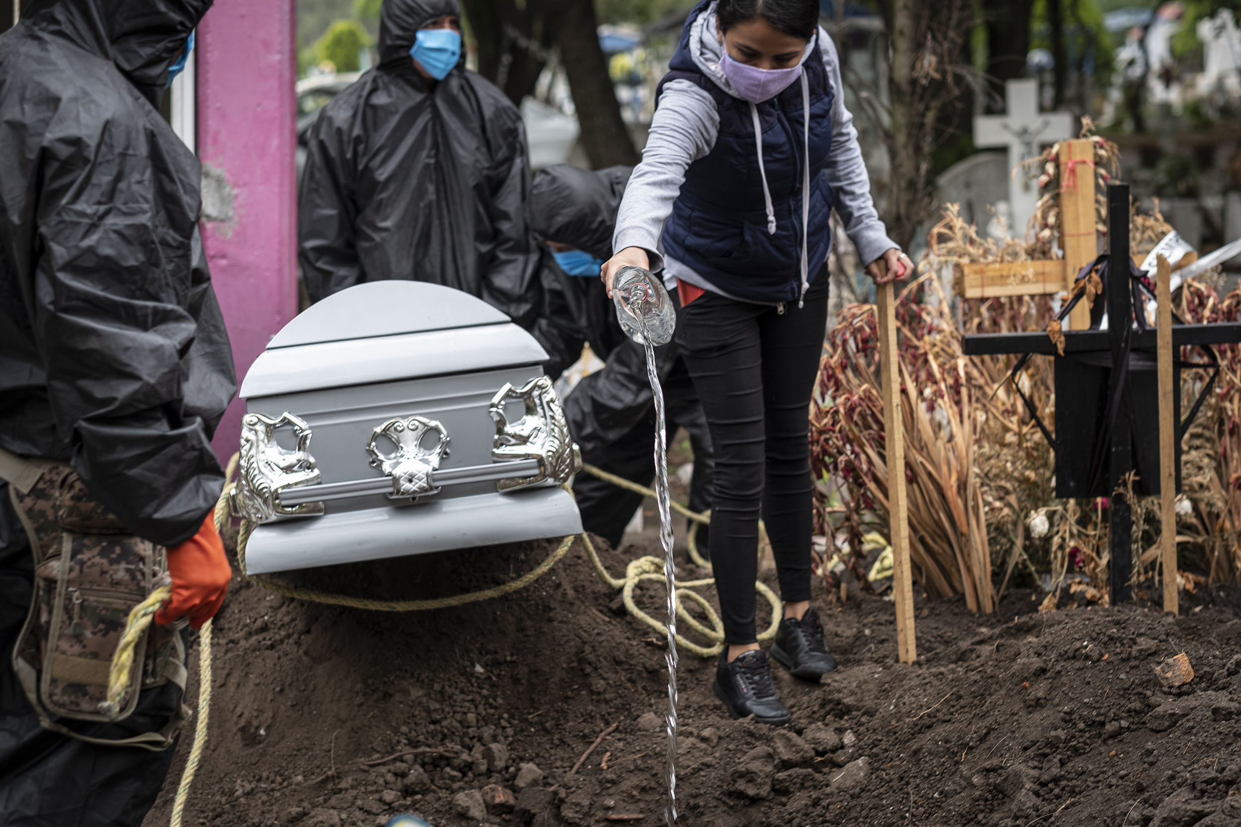 Meksika tejkalon Spanjën për numrin e viktimave nga Covid-19