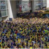 Distancimi social mes tifozëve i pamundur, në Spanjë ultrasit e teprojnë