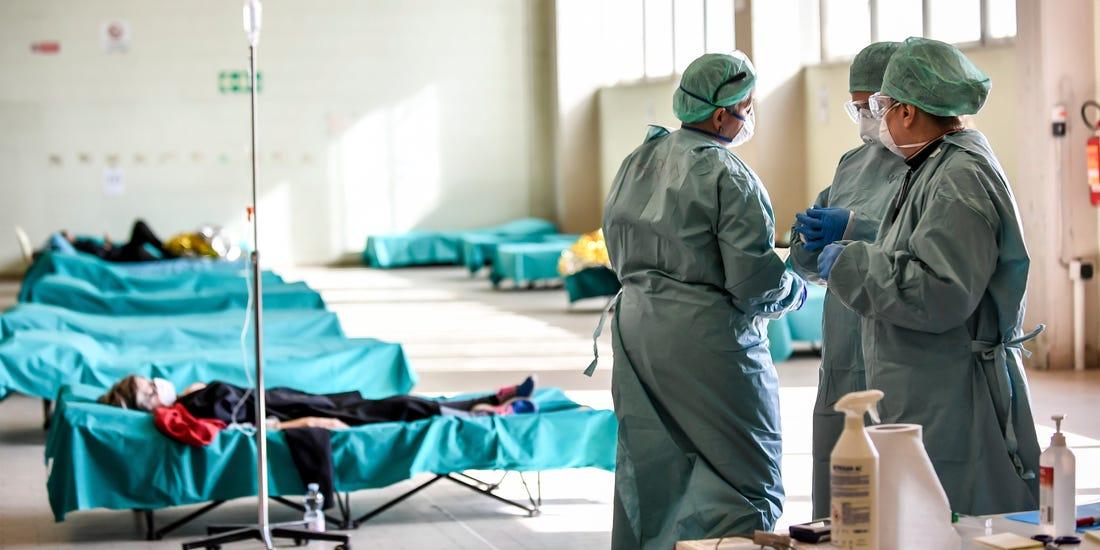 575 të shëruar nga COVID në 24 orë në Itali, humbin jetën 13 persona