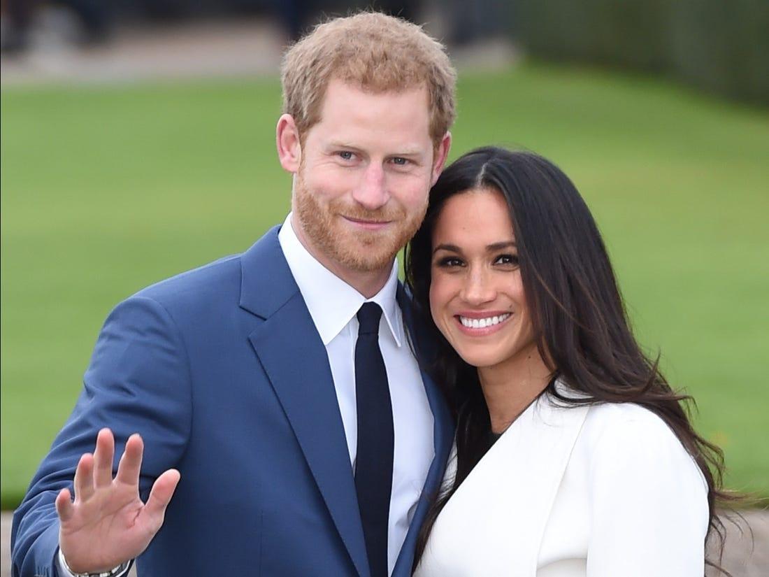 Zyrtarisht jashtë pallatit mbretëror, Meghan dhe Harry marrin vendimin e radhës