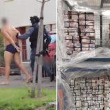 """FOTO/ Kapën thasë me para, kështu u arrestuan """"të paprekshmit"""" e krimit"""