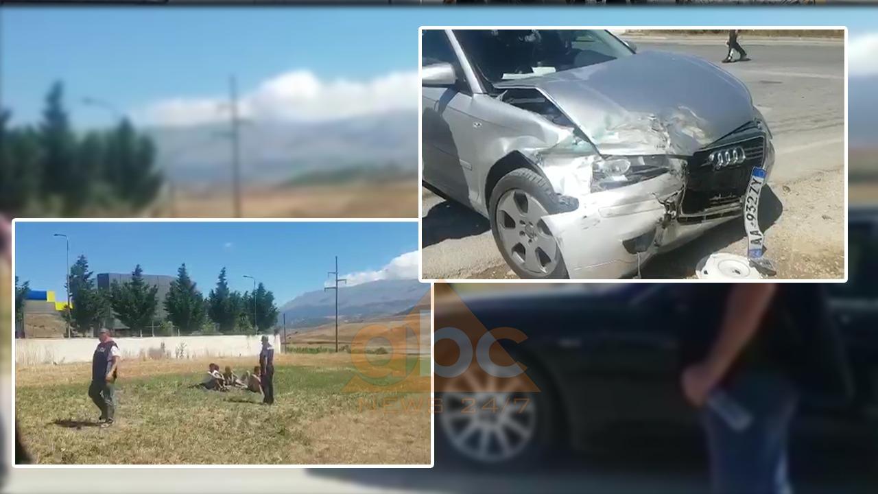 Po transportonte 4 sirianë, 19-vjeçari pëson aksident ndërsa ndiqej nga policia në Pogradec