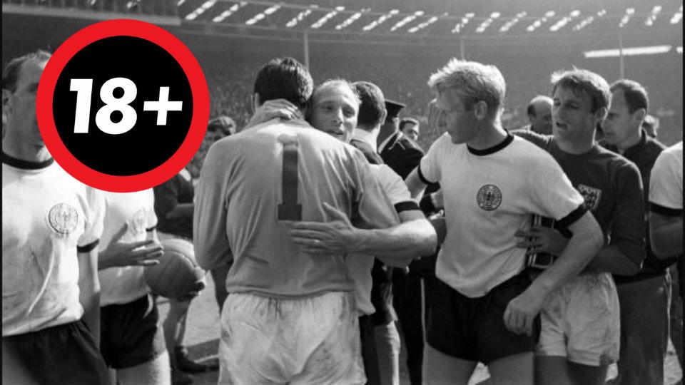 Shkëlqyen në Angli 1966, sekreti i kombëtares gjermane ishin… filmat për të rritur