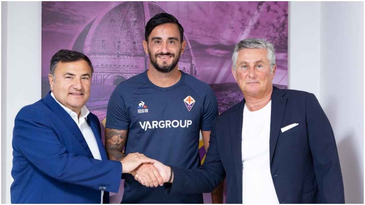 U tërhoq një vit më parë, Aquilani prezantohet si trajner te Fiorentina
