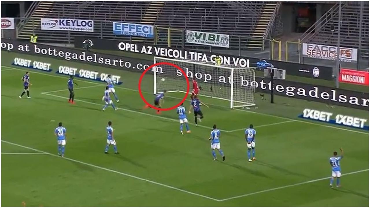 VIDEO/ Dy gola brenda nëntë minutave, Atalanta nuk pyet për Napolin