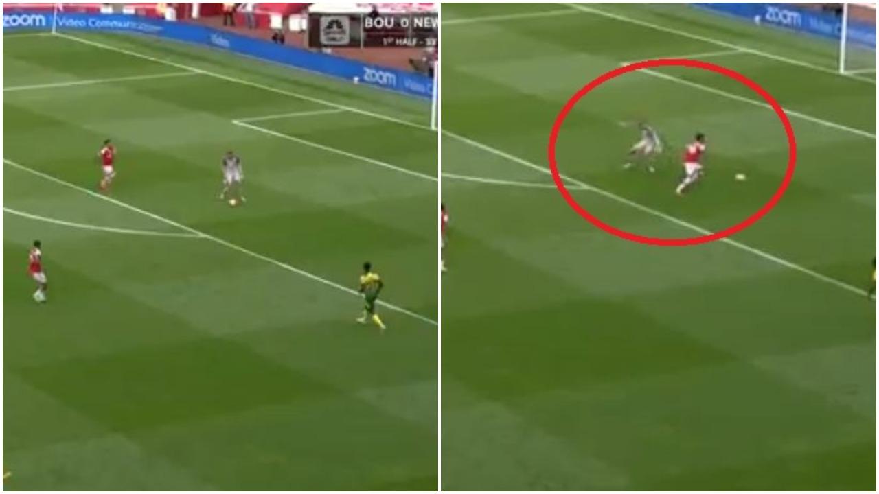 VIDEO/ Gafë e pabesueshme e portierit, Aubameyang me gol historik!