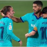 """VIDEO/ Te Barcelona shënojnë të gjithë, fundos """"nëndetësen"""" Villareal"""