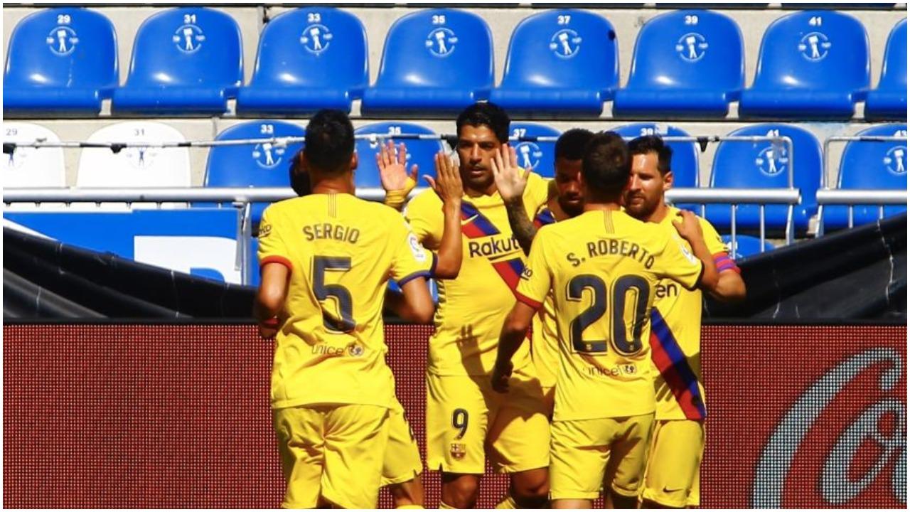Trajneri i ri i Barcelonës, presidenti Bartomeu tregon të përzgjedhurin!