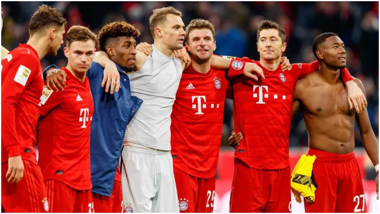 """""""Më shisni tani"""", Bayern Munich do humbasë një yll këtë verë"""
