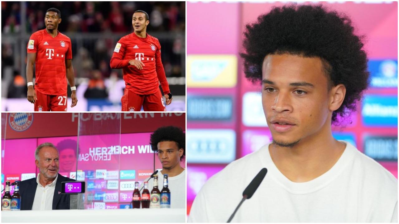 Rummenigge konfirmon një largim, Sane: Te Bayerni fitoj Champions League
