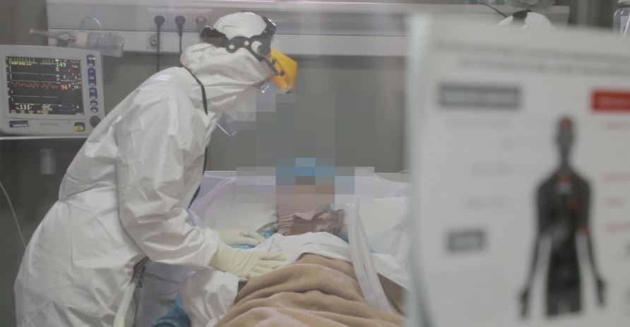 Albania has registered the highest record of the new cases since the beginning the pandemic