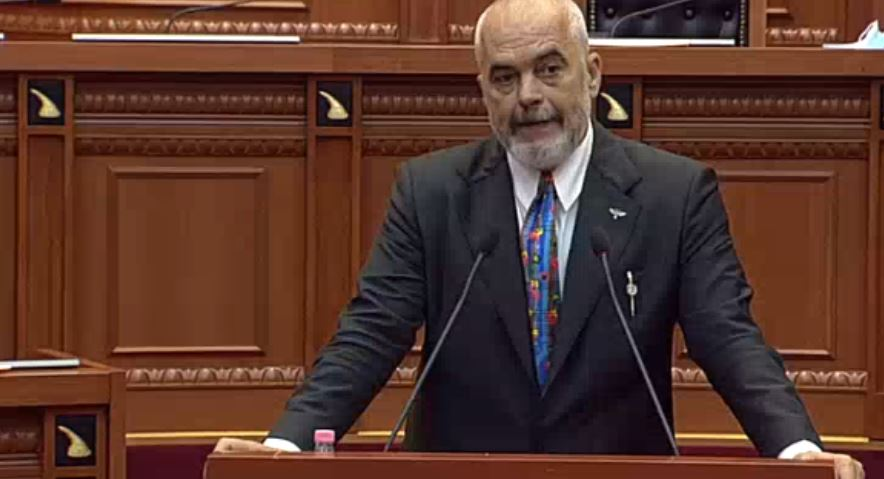 Electoral Reform, Rama-internationals: The Albanian Parliament is sovereign
