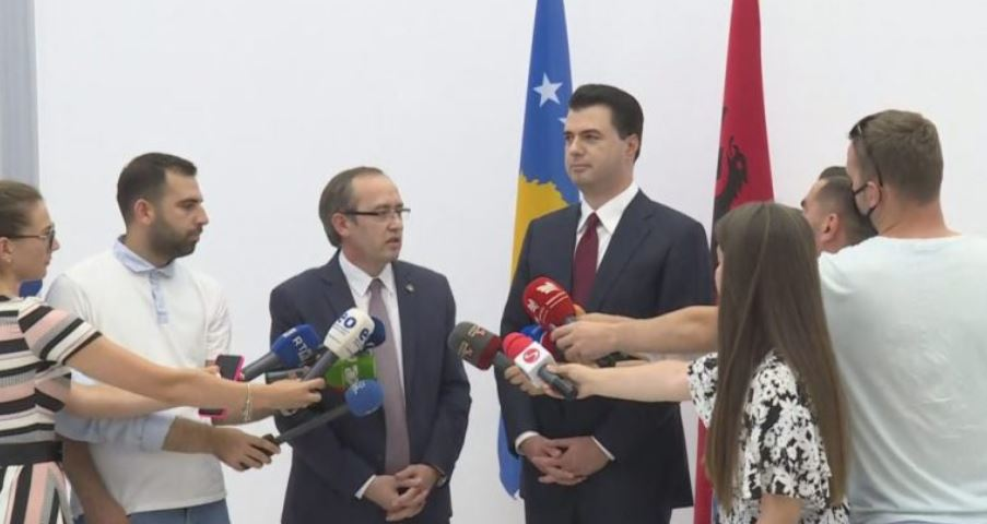 Basha is expected to pay an official visit to Kosovo