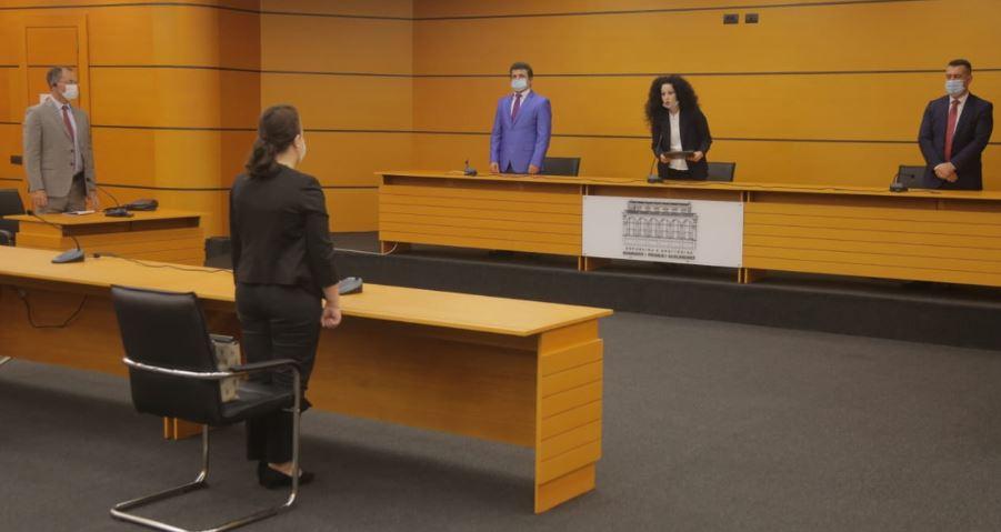Gjirokastra Appellate Judge was confirmed by KPK