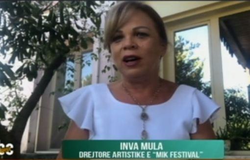 """""""Mik Festival"""", Inva Mula tregon prapaskenat: Doli jashtë pritshmërive"""