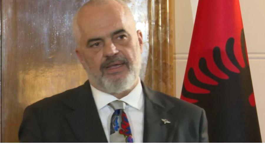 Edi Rama blames EU for delayed Kosovo visa liberalization