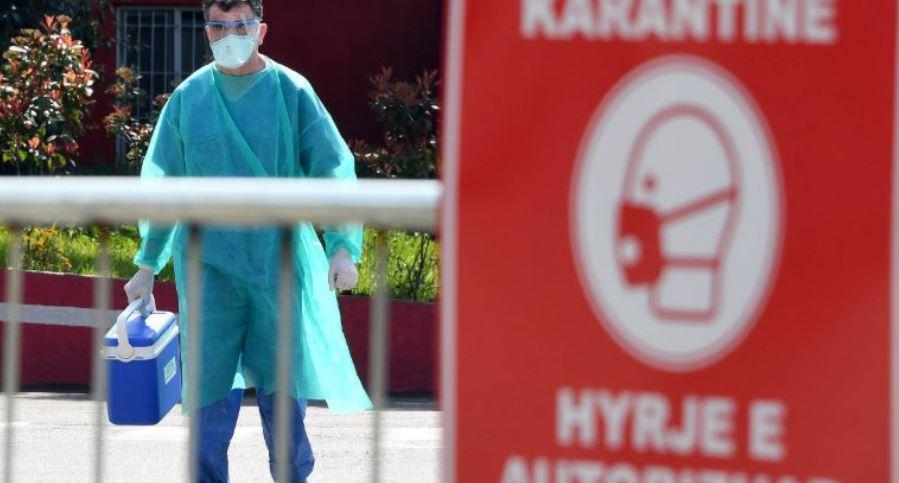 Coronavirus death toll in Albania rises to 79