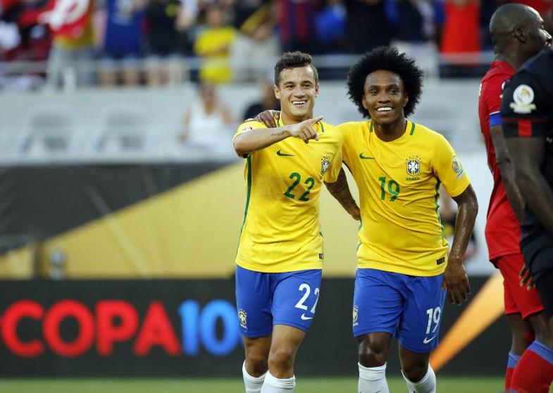 Coutinho në Angli dhe 5 oferta për Willian, agjenti i njohur flet hapur