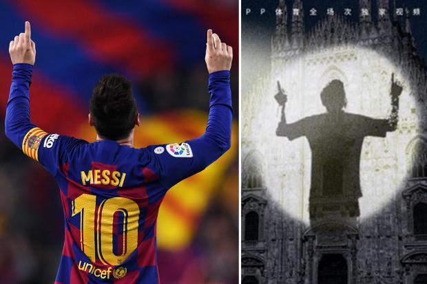 Fotoja e Messit e përdorur nga Interi, Beppe Marotta sqaron gjithçka!