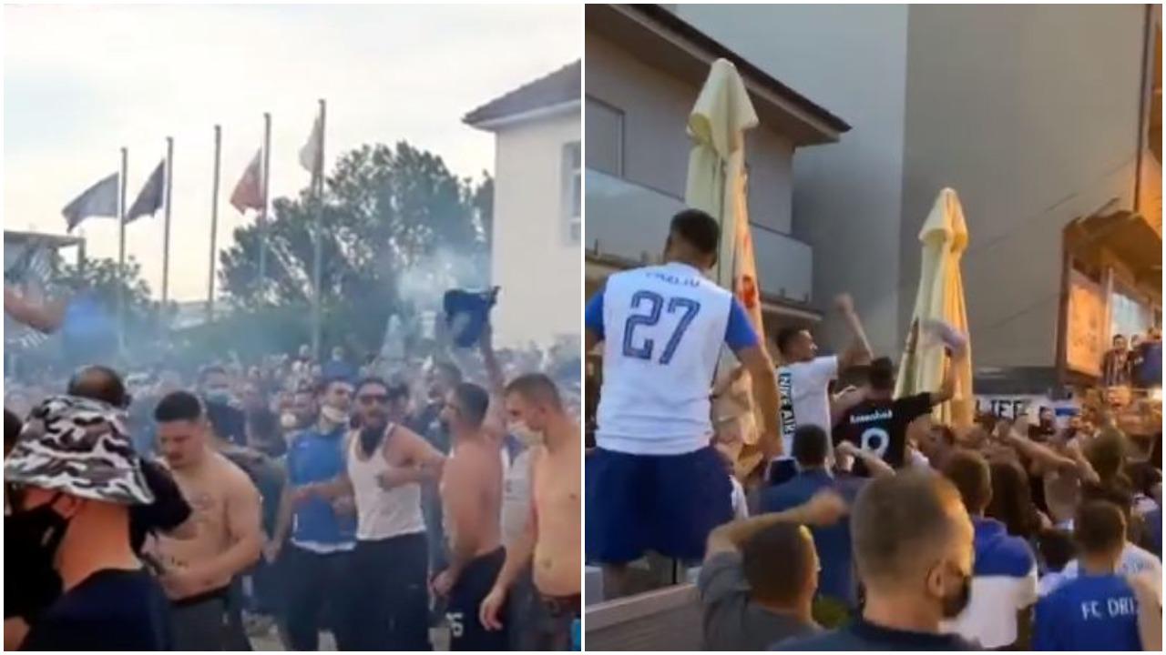 VIDEO/ Festë e çmendur në Gjilan, Intelektualët nuk pyesin për rregullat e autoriteteve