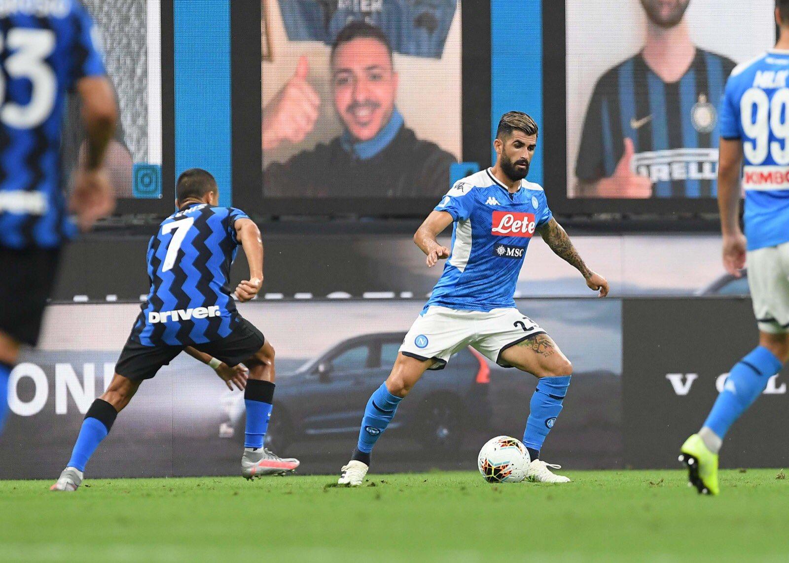 VIDEO/ Interi gjen Lautaron, zikaltërit thyejnë Napolin në Milano