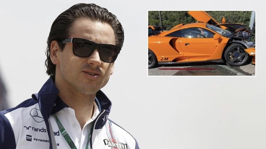 """Aksidentohet ish-piloti i Formula 1, McLareni i tij bëhet për """"skrap"""""""