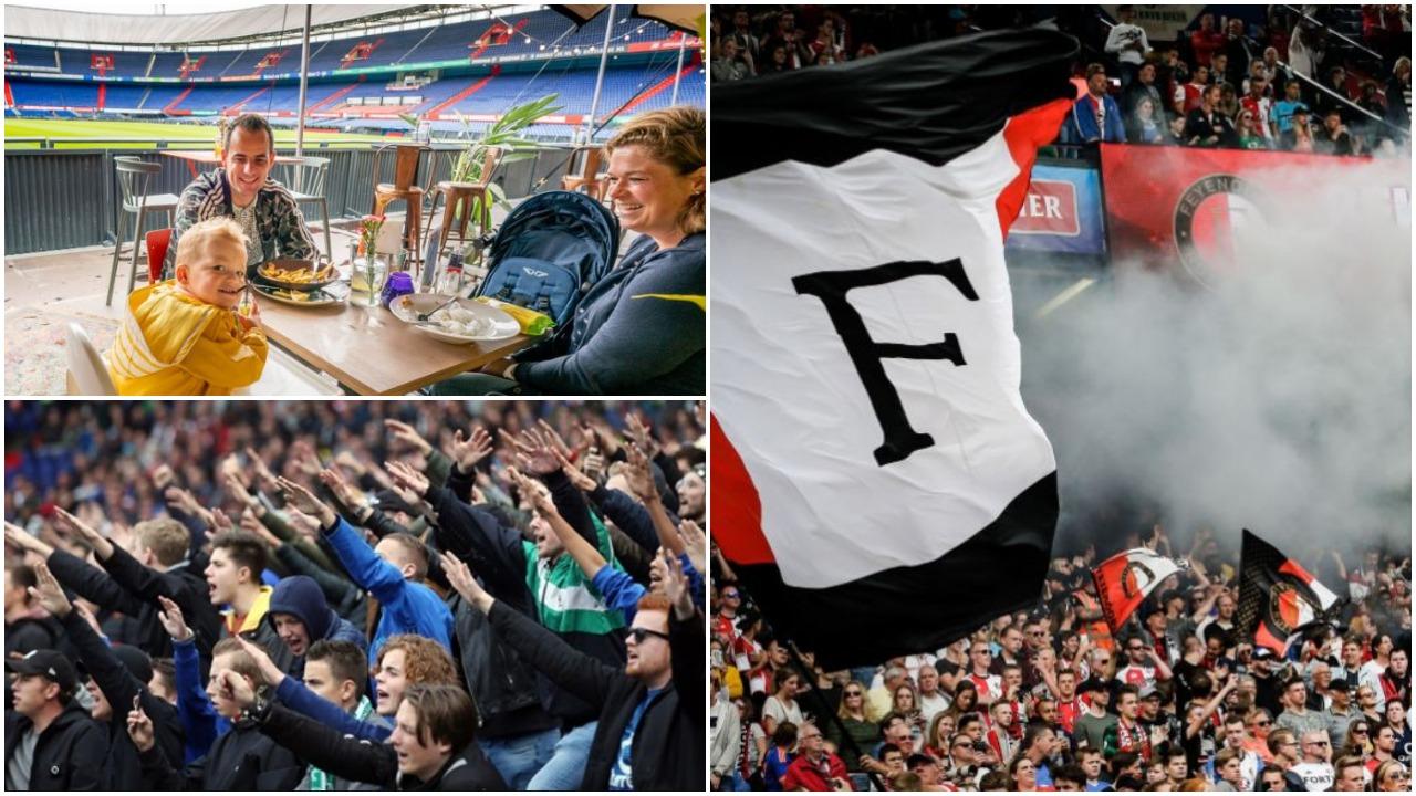 Në Holandë janë të veçantë, klubi i famshëm kthen stadiumin në restorant