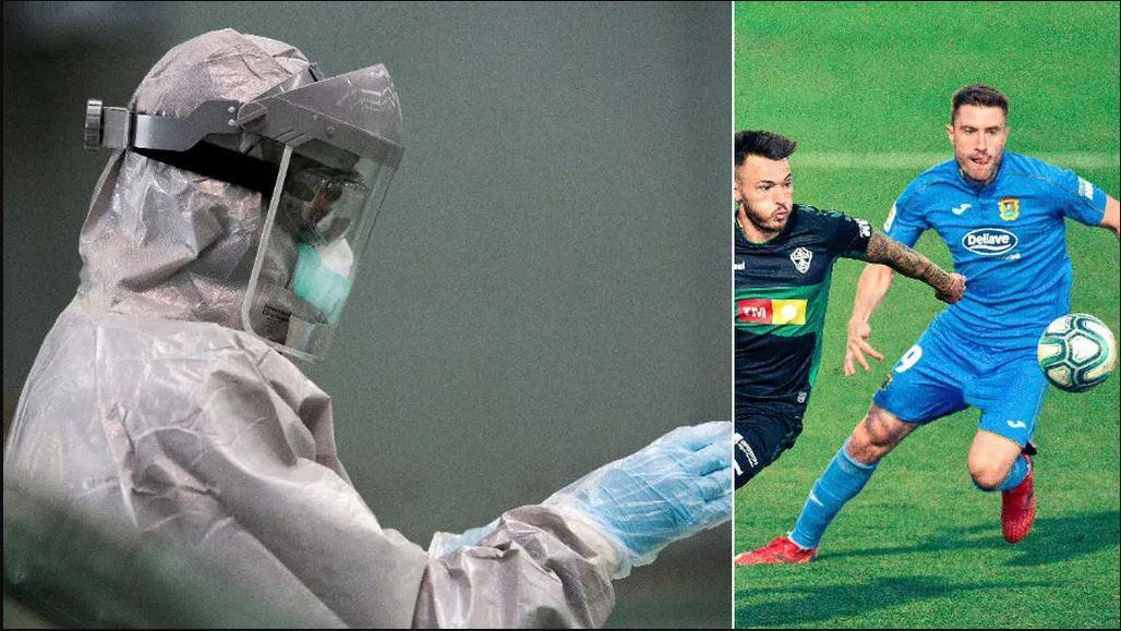 28 të infektuar me koronavirus, klubi spanjoll i futbollit nën hetim