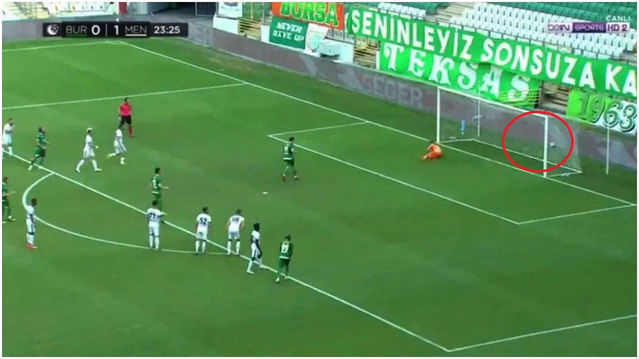 VIDEO/ Domgjoni gjen golin në Turqi, Selmani e pëson nga pika e bardhë