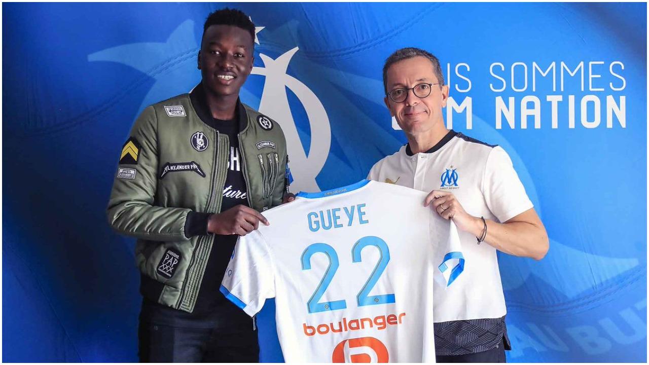 Mesfushori që bëri lëmsh merkaton, Marseille zyrtarizon firmën e tij