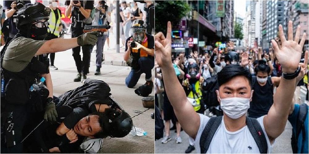 Kongresi amerikan voton sanksione ndaj Kinës për miratimin e Ligjit të Sigurisë në Hong Kong