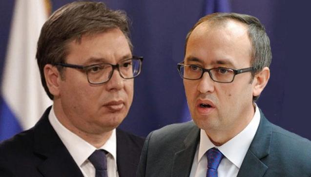 Vuçiç: Nuk jam optimist për zgjidhjen e problemeve me Kosovën